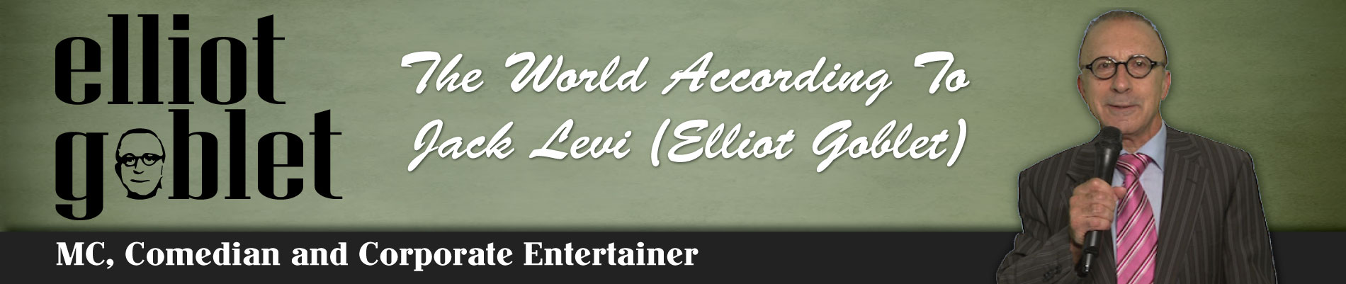 Blogs from Jack Levi (Elliot Goblet)