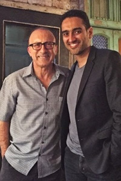 Jack Levi aka Elliot Goblet - Stand Up Comedian with Waleed Aly