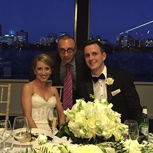 Elliot Goblet wedding entertainer Sydney