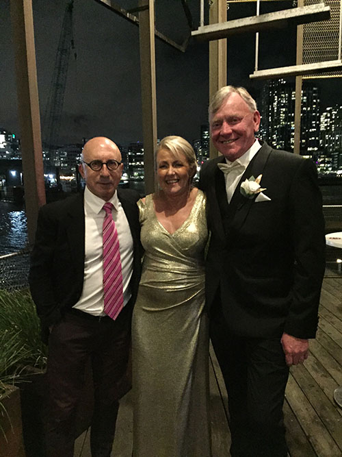 MC with mark and nicole Sydney